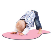 Woombie Yoga Mats, Pink, 0-4 Years