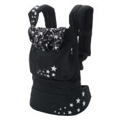 Deercon Breathable Ergonomic Adjustable Wrap Slings Newborn Infant Baby Carrier Backpack