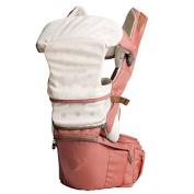 Multi-Position Baby Ergonomic Carrier Sling Backpack Carrier with Hip seat & Adjustable Straps & Comfort Padding for Infant/Toddler Hip Support