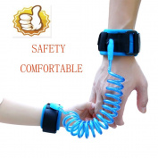 DREAMZE Baby Child Anti Lost Safety Hook and loop Wrist Link