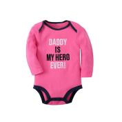 GOTD Newborn Infant Baby Boy Girl Long Sleeve Romper Jumpsuit Clothes