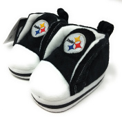 NFL Pittsburgh Steelers High Top Baby Bootie