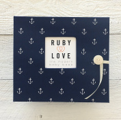 Anchors Baby Memory Book