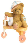 "Cherished Teddies, Delvin ""Easy Rider"""