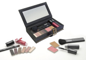 Faces Beautiful FACE IN A CASE Champagne and Plum Neutral Palette by makeup artist Gail Sagel