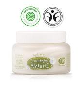 Whamisa Organic FRUITS Peeling Finger Mitt - Sebum Care / Serum 150ml, 25 mitts - EWG Verified(tm) For Your Health