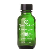 BellaSentials Essential Oil Bright Eyes - Perfect Aromatherapy Morning Blend To Invigorate & Wake Up - Start Your Day Off Right Diffuse Cheerful Essential Oils Into Your Bedroom - 15ml Bottle