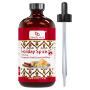 Beauty Aura Holiday Spice 100% Pure Therapeutic Grade Essential Oil Blend-120ml