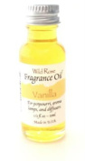 Vanilla - Wild Rose Fragrance Oil Home Collection