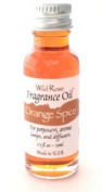 Orange Spice - Wild Rose Fragrance Oil Home Collection