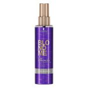 Schwarzkopf Pro BlondMe Tone Enhancing Cool Blonde Spray Conditioner - 150ml