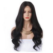 VINUSS 360 Natural Bodywave Lace Frontal Wig 180% Density | Full Frontal Lace Virgin Human Hair Wig