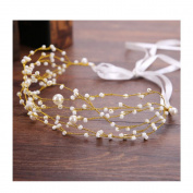 Handmade Wedding Dress Accessories Bridal Hair Jewellery for Party Dance Birthday Evening Hair Accessories