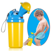 Vivian Portable Baby Child Potty Urinal Emergency Toilet for Camping Car Travel and Kid Potty Pee Training for Boys