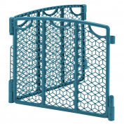 Evenflo Versatile Play Space 2-Panel Extension, Teal