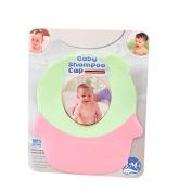 Adjustable Silicone Baby Waterproof Ear Defender Shampoo Cap