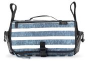 Anvy & Me Stroller Organiser Nappy Bag, Stripes