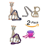 Hnybaby Baby Stroller Accessories Toy Strap For Baby Toys Bottles Sippy Cups Attach To Stroller Highchair or Car Seat