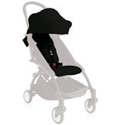 Colour Pack - Sunshade Canopy and Seat Pad Set Compatible Fit For BabyZen YOYO YOYO+ Stroller