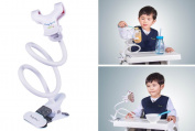 Bendy Armz – Adjustable Stroller Clip/ Stroller Attachment and Home/Kitchen/Nursery Accessory