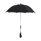 Yosoo Pushchair Baby Stroller Umbrella and Holder UV Rays Rain Sun Canopy