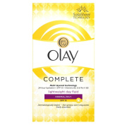 Olay Essentials Complete Care Daily UV Fluid with SPF 15 for Normal to Oily Skin 100 ml