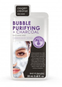 Skin Republic Bubble Purifying & Charcoal Mask
