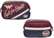 DC Comics Wonder Woman Fight For Peace Make Up Bag