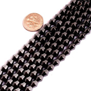 """Bicone Black Healthing Healthy Magnetic Hematite Beads for Jewellery Making Wholesale Beads One Strand 15"""""""