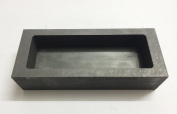 OTOOLWORLD Gold Silver Graphite Ingot Mould Mould Crucible For Melting Casting Refining