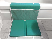 Bath Kneeler and Elbow Rest by Baby Breeze - Premium Knee Pad & Elbow Support For Baby's Bath Time