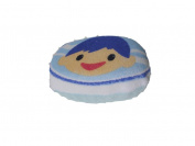 Baby Bath Sponge, The colours are beautiful and lovely.