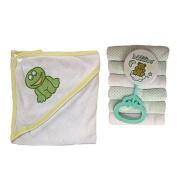 Four Seasons Baby Bath Gift Set, Green