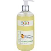 Natures Baby Organics Shampoo and Body Wash - Coconut Pienapple - 470ml - Gluten Free -