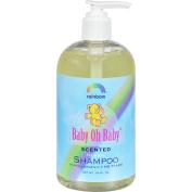Rainbow Research Shampoo - Organic Herbal - Baby - Scented - 470ml