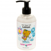 Natural Lotion for Baby - Clio's Beary Soft Lotion - Baby Soft Scent, 350ml