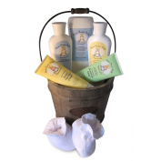 Susan Brown's Baby Complete Sensitive Basket