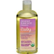 Desert Essence Baby Body and Massage Oil Cuddle Buns Softening Fragrance Free - 120ml