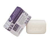 Naturally Scented Palm Oil Soap Bar 'Gentle Lavender Soap'