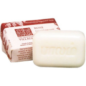 Naturally Scented Palm Oil Soap Bar 'Rose Soap'