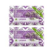 Desert Essence Lavender Soap Bar With Tea Tree Oil and Lavender Oil, Gluten-Free/ Vegan, 150ml