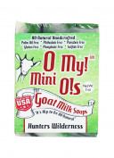 O My! Hunters Goat Milk Mini O! Soap - 90ml