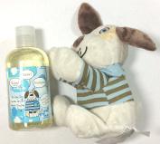 Avon Tiny Tillia Duncan Dog n Citrus Buddy Bath Set