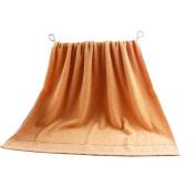 Lucoo soft comfortable New 70x140cm 100% Cotton Absorbent Drying Bath Beach Towel Washcloth Swimwear Shower