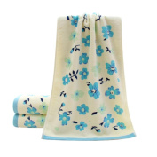 Lucoo soft comfortable New Household Hand Towels Soft Washcloth Cotton Bathroom Absorbent Face Cloth Towel
