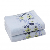 Lucoo soft comfortable New Women Face Towel Washcloth Beach Swim Bath Absorbent Drying Cloth