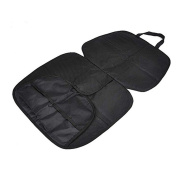 Wsky Child Car Seat Protector, 100% Leak-proof, Premium Kick Mat, Best Protection for Child & Baby Cars Seats, Dog Mat, .