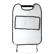 GBSELL Car Auto Seat Back Protector Cover For Children Kick Mat Storage Bag