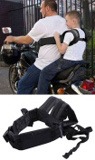 Adjustable Children Kid Child Motorcycle Safety Belt Strap Seats Electric Vehicle Harness