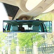Liangxiang Baby Rear View Mirror for Car wide angle Car Rear Seat View Mirror Convex Curve 300mm